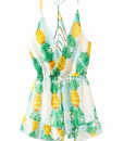 Jumpsuit pineapple