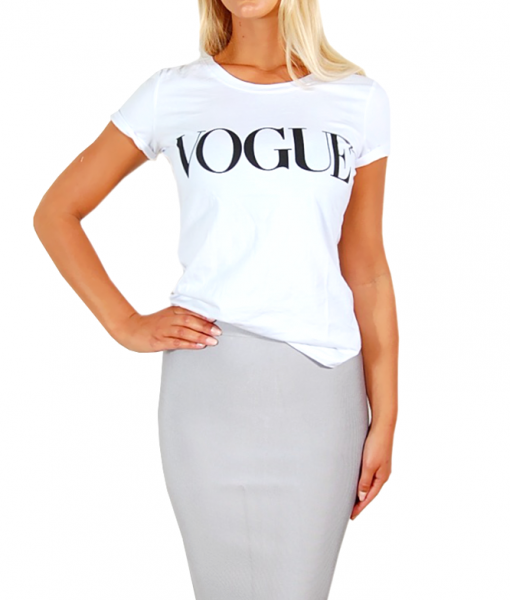 t-shirt-vogue-white
